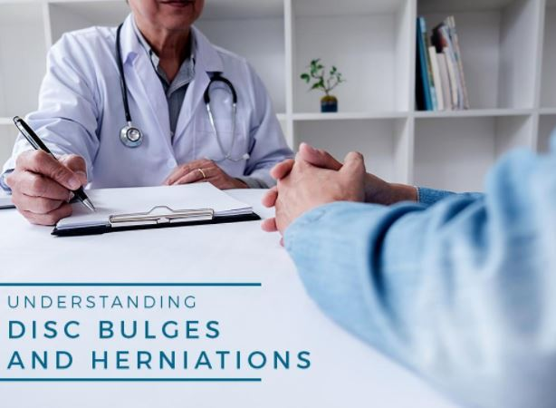 Understanding Disc Bulges and Herniations
